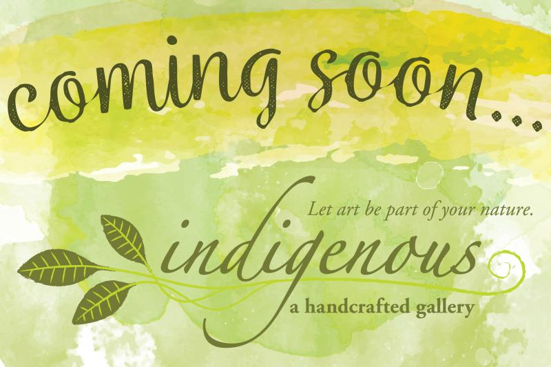 the new indigenous, coming soon