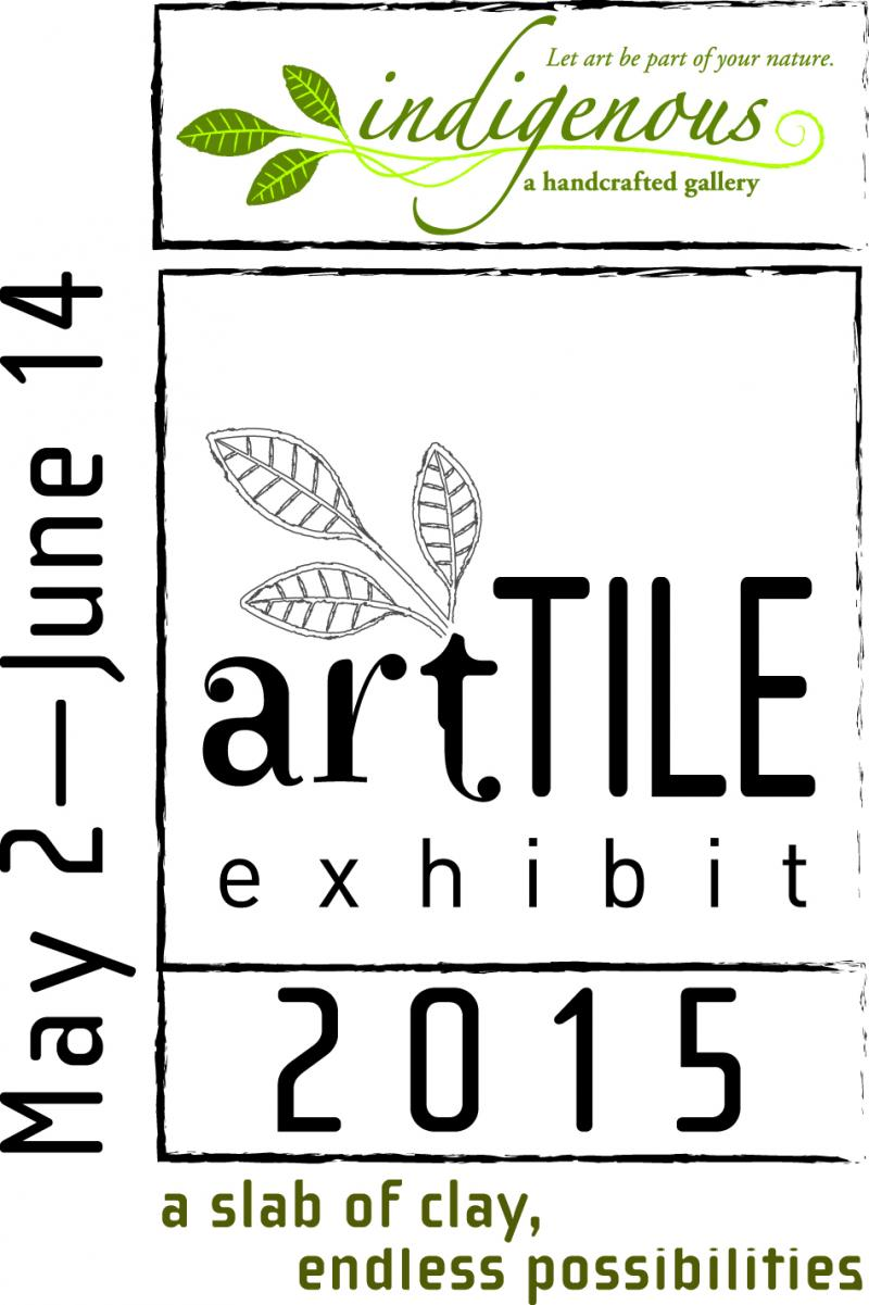 artTILE 2015 exhibit May 2 - June 14