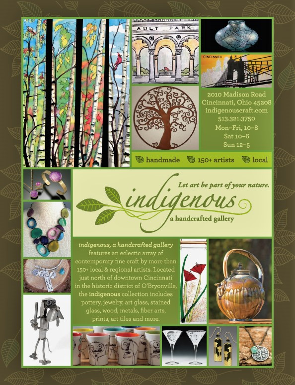 indigenous ~ local, handmade, 150+ artists with new arrivals daily
