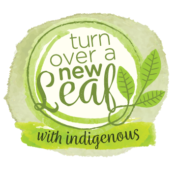 turn over a new leaf with indigenous